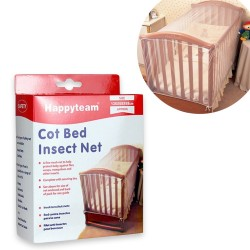 BABY COT INSECT MOSQUITOES