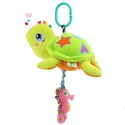 Baby Hanging Toys (Green Turtle)