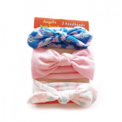 3in1 Headband Set (BLUE PINK KITE)