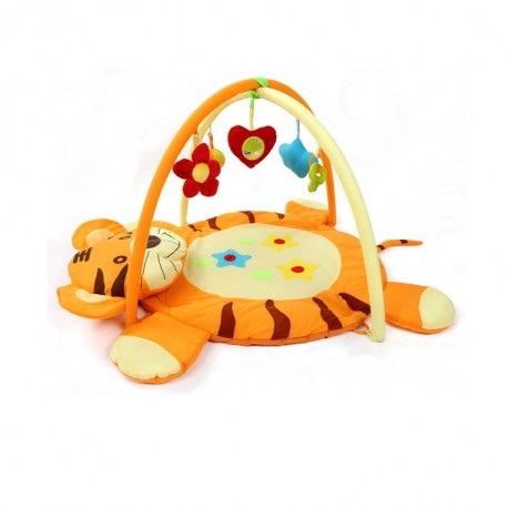 Happy Tiger Orange Baby Play Gym