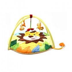 Yellow Lion Baby Play Gym