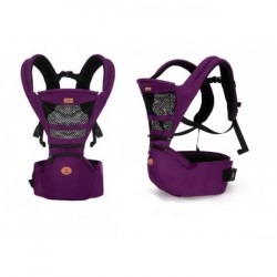 AIEBAO BABY CARRIER - PURPLE