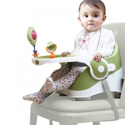 B.P PORTABLE MULTIFUCTION BABY BOOSTER DINNING CHAIR