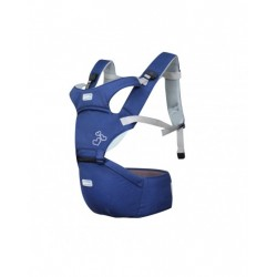 Aiebao Baby carrier with Hipseat-Blue