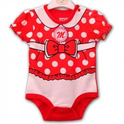 High Quality (Polka Dot Minnie Romper)