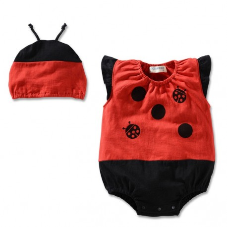 Bug costume romper
