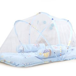 FOLDABLE BABY MOSQUITO NET BED