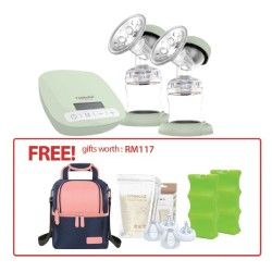 Holabebe Breast Pump Combo Set