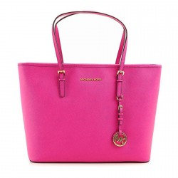 A135003-M*K Jet set Tote bag pink