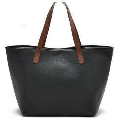 MNG TOTE BAG BLACK