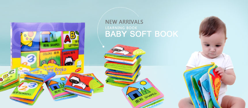 Baby Soft Book